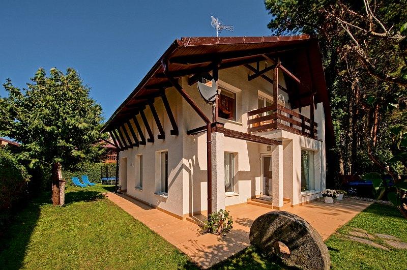 Domek w Rowach